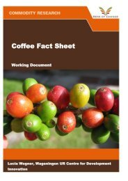 Download the coffee fact sheet. - Seas of Change Initiative