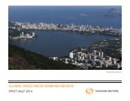 2Q2014_Global_Investment_Banking_Review