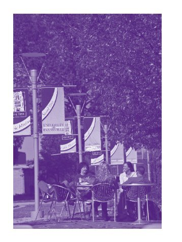 2011-2013 Catalog - University of Evansville