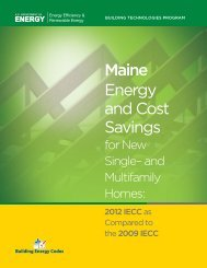 2012 IECC - Building Energy Codes