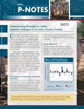 Overcoming drought in India - Open Knowledge Repository - World ...