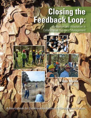 Closing the Feedback Loop - ERI Library - Northern Arizona University