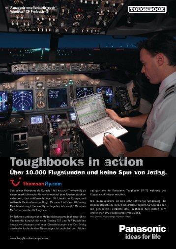 Thomson Case Study - German - Cs-gmbh.net