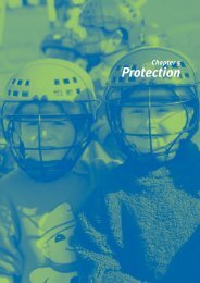 Protection - Cork Sports Partnership