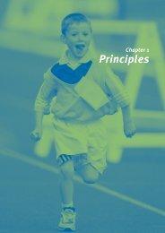 Principles - Cork Sports Partnership