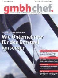 Fachbeitrag Online-Shops - VSRW Verlag - ServiceNet GmbH