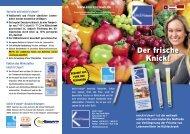 Produktflyer im PDF-Format - Reinigungsbedarf Donath