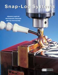 Snap-Loc Systems Snap-Loc Systems - Nortools