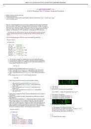 Pointers 2 - Tenouk C & C++