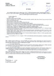 ROMANIA iZ z? l 'Z . PROIECT, - Consiliul Judeţean Gorj