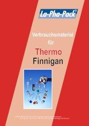 Thermo Finnigan - Markus Bruckner Analysentechnik