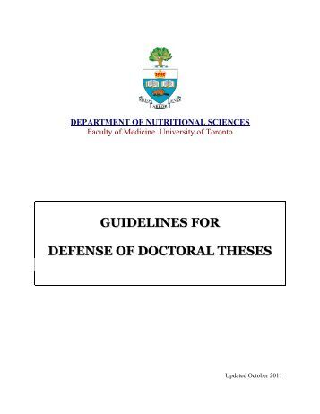 thesis writing university of toronto School of graduate studies - theses requires doctoral and masters graduands to submit a thesis written as a required about university of toronto libraries.