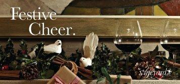 Christmas - Vineyard at Stockcross