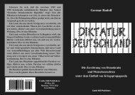 Diktatur Deutschland - German Victims