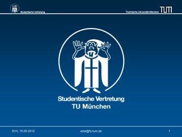 AStA - Technische Universität München