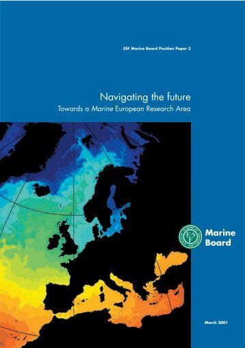Navigating the Future - European Science Foundation