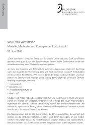 weitere Informationen - Palliativ Luzern
