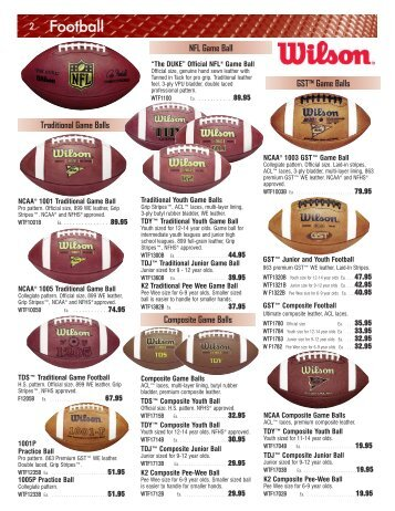 f24287f1cbd 2010 Football Section Layout 1 - Cummins Athletic Supply