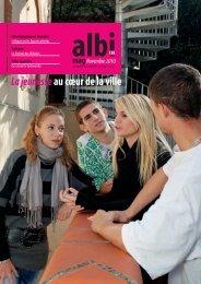 La jeunesse au cœur de la ville - Albi
