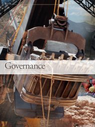 Corporate governance section of our Annual Report - Antofagasta plc