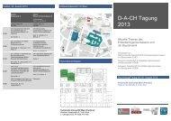 D-A-CH Tagung 2013 - SGEB