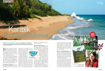 Karibik für Fortgeschrittene - Reisen Travel - Tele