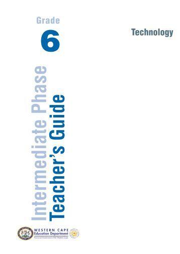 Intermediate Phase Teacher's Guide - Curriculum Development