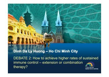 Dinh Da Ly Huong – Ho Chi Minh City DEBATE 2: How to achieve ...