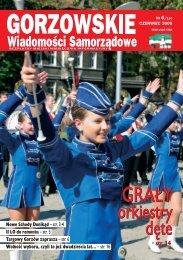 GWS NR 06 / 2009 - Gorzów