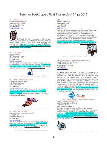 FT Descriptions.pdf - Brecksville-Broadview Heights City Schools
