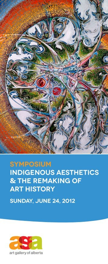 Download the Symposium program booklet here (PDF 1.7 MB)