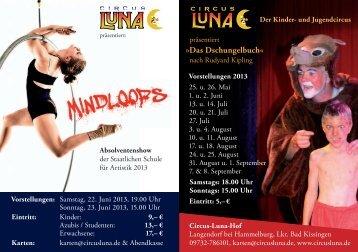 Das Dschungelbuch« - Circus Luna