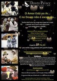 Dia dos Namorados - DOURO PALACE | Hotel Resort & Spa