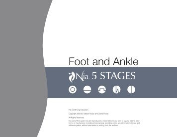 Foot and Ankle - Nia
