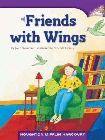 Lesson 24:Friends with Wings