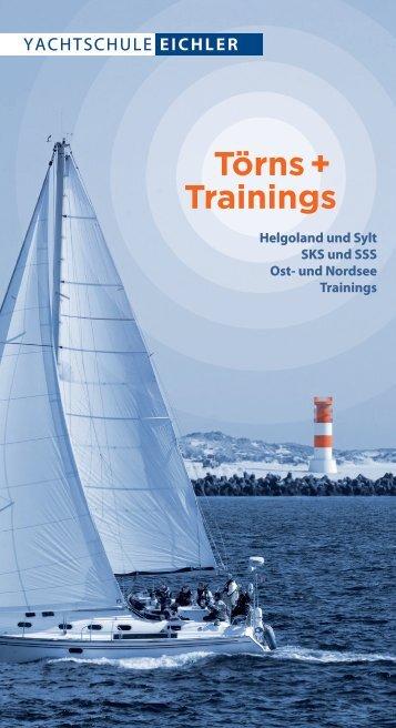 Yachtschule Eichler Praxisprogramm