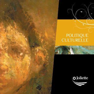 Politique Culturelle Inte?rieure:Layout 1 - Ministère de la Culture et ...