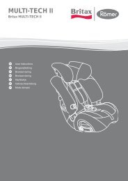MULTI-TECH II - Britax Römer