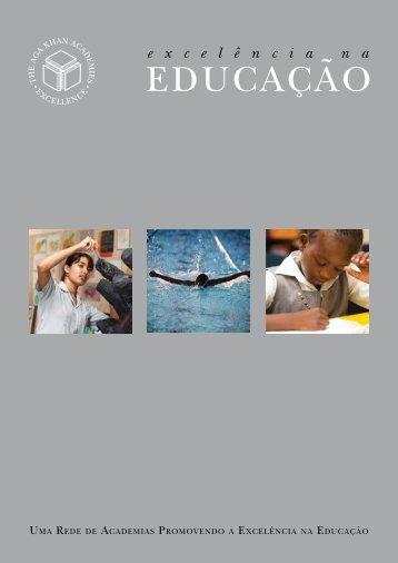 EDUCAçãO - Aga Khan Development Network