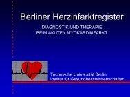 Berliner Herzinfarktregister