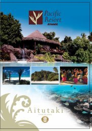 Cook Islands - Island Escapes