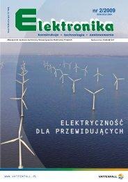 Elektronika 2009-02.pdf - Instytut Systemów Elektronicznych ...