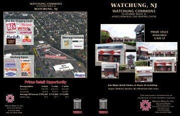 WATCHUNG, NJ - Welco Realty, Inc