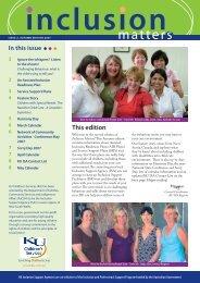 Issue 2 2007 - KU Children's Services