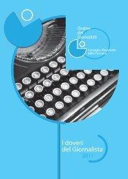 Download Doveri del Giornalista 2011_1.pdf - Odg Toscana