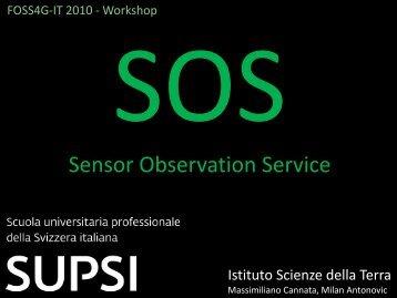 Sensor Observation Service
