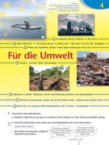 Kapitel 9 Endlich Urlaub Lernfortschrittstest - klett-langenscheidt.de