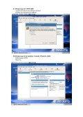 Démarrage d'une machine virtuelle WINDOWS ... - UFR Math-Info - Page 2