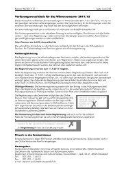Druckversion WS 2011/12 (Lehre) [PDF, 0,9 MB] - KomVor