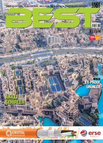 """Best Dergisi - Kasım 2014 - """"Başka bir mimari mümkün"""""""